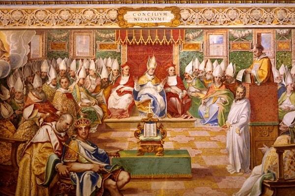 동아시아 교회 로마 교회 분쟁