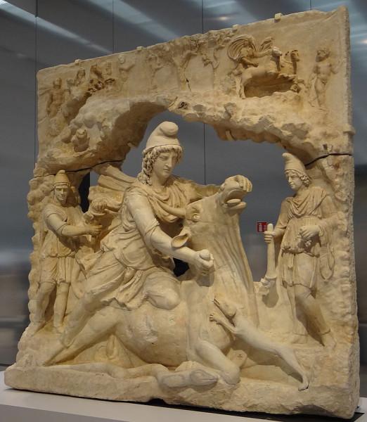 태양신 미트라(Mithras)