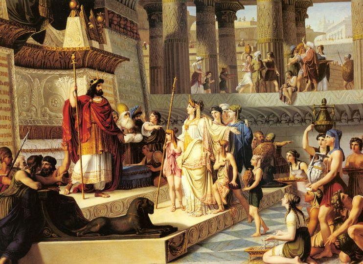 솔로몬과 시바 여왕