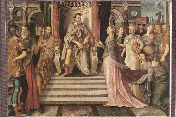 솔로몬과 스바 여왕