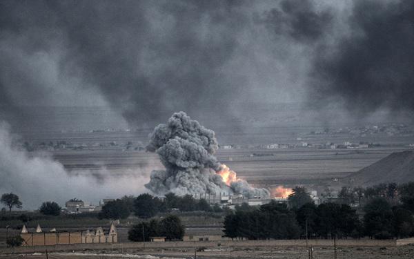 시리아 내전
