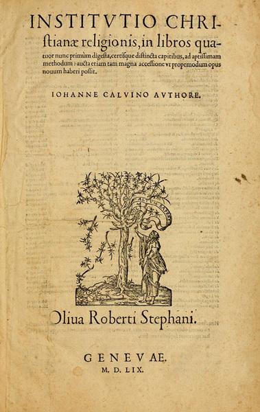 1559년판 기독교강요
