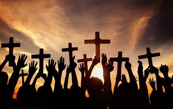 십자가 숭배