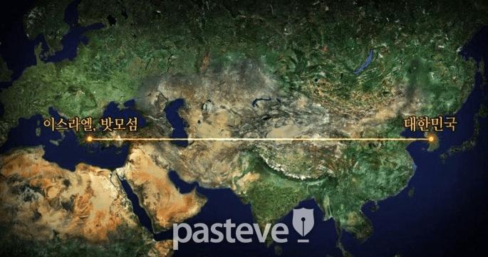 예수 그리스도의 재림 장소-동방