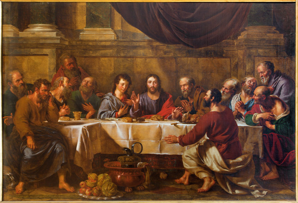 인류 구원을 위한 노블레스 오블리주 , 성령과 신부