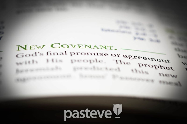 new covenant (새언약)