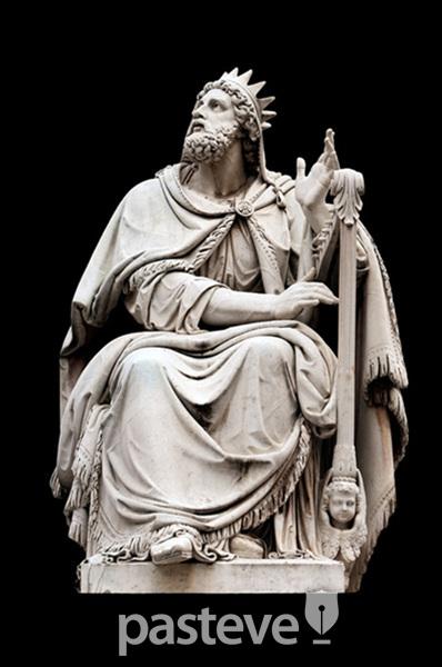 입헌군주제 이스라엘 왕 다윗