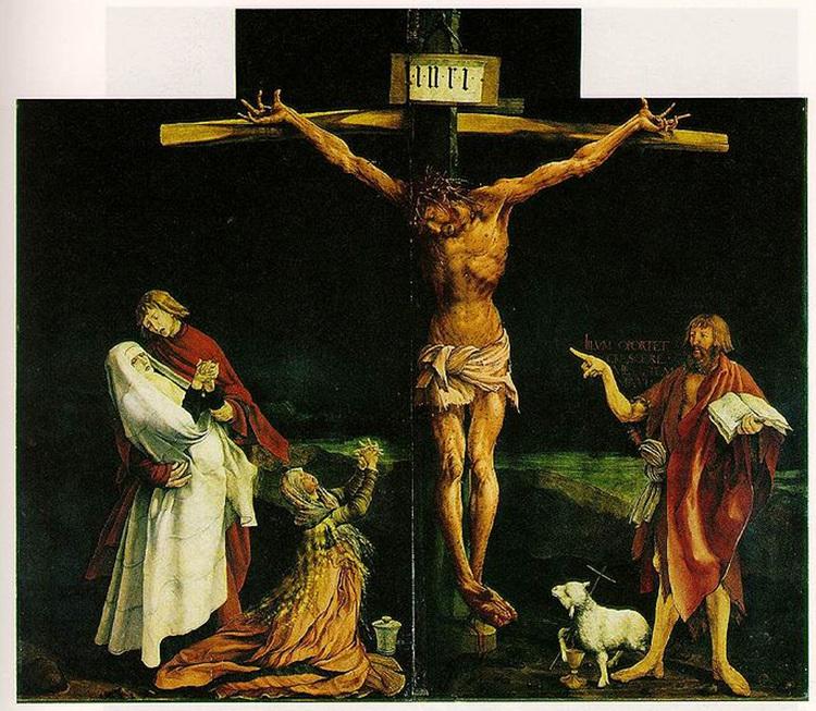예수님과 십자가(Jesus and the Cross)