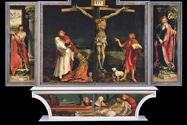 예수님과 십자가