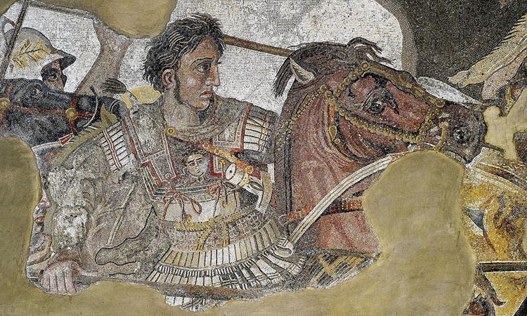 알렉산더 대왕(Alexandros the Great)