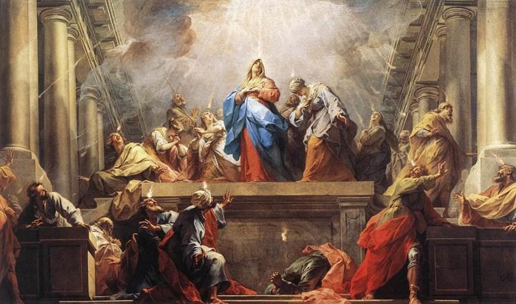 오순절 성령의 역사
