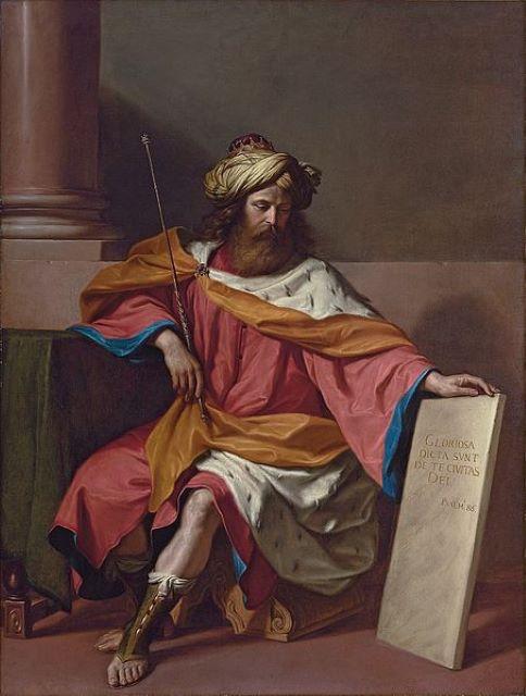 하나님과의 거리 - 다윗