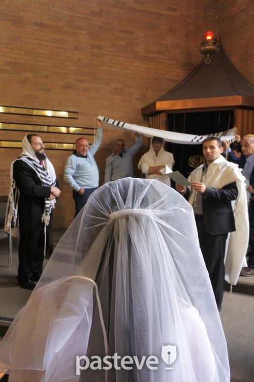 유대인의 결혼 풍습 신부