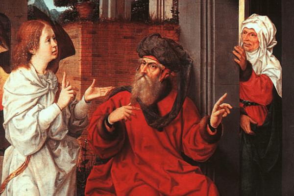 아브라함과 사라