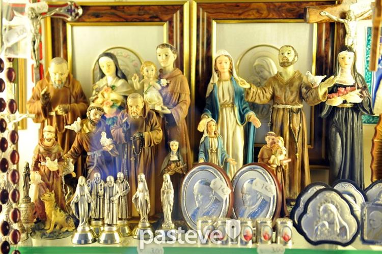 가톨릭의 성상
