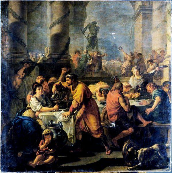 사투르날리아 축제