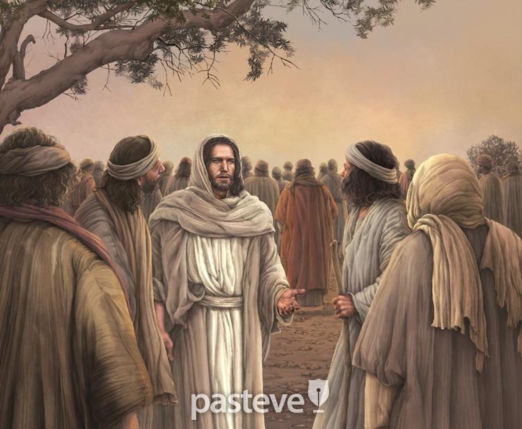 여호와의증인 영혼, 여호와의증인, 예수님