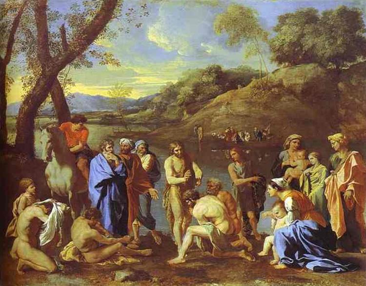 침례 요한과 바울의 재침례