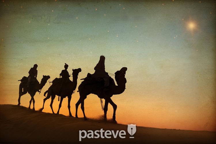 예수 그리스도의 탄생과 동방박사