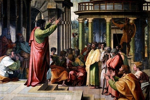 바울의 설교
